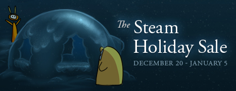 Steam Holiday Sale 2012 Spotlight Image