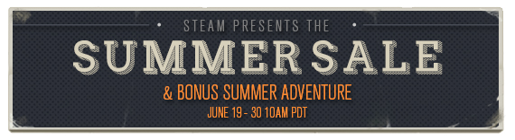 Steam Summer Sale 2014 Spotlight Image