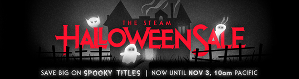 Steam Halloween Sale 2014 Spotlight Image