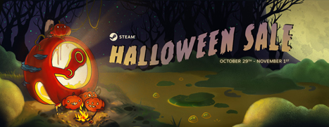Steam Halloween Sale 2018 Spotlight Image