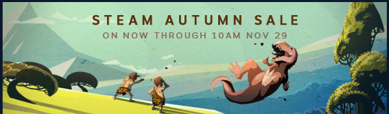 Steam Autumn Sale 2016 Spotlight Image