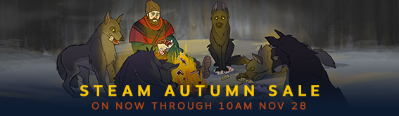 Steam Autumn Sale 2017 Spotlight Image