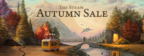 Steam Autumn Sale 2018 Spotlight Image